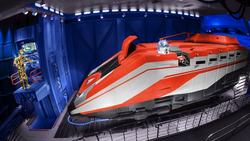 Star Tours The Adventure Continues Continue Star Tours – The