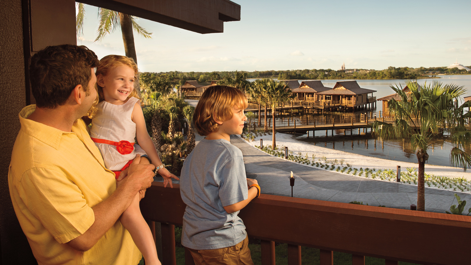 Disney's Polynesian Villas & Bungalows: Fun for All Ages