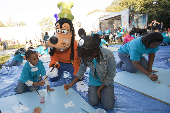 Give a Day, Get a Disney Day in Atlanta, GA