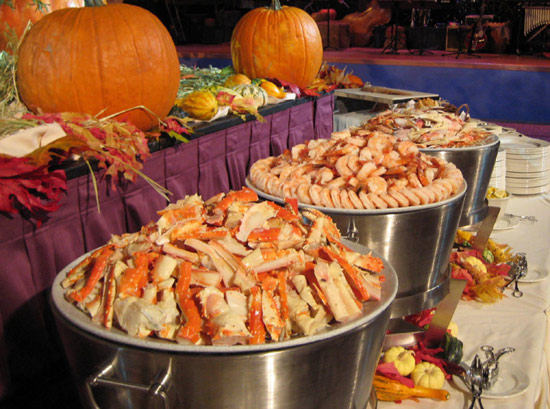 A Disney Family Thanksgiving Feast