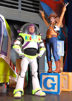 Toy Story –The Musical
