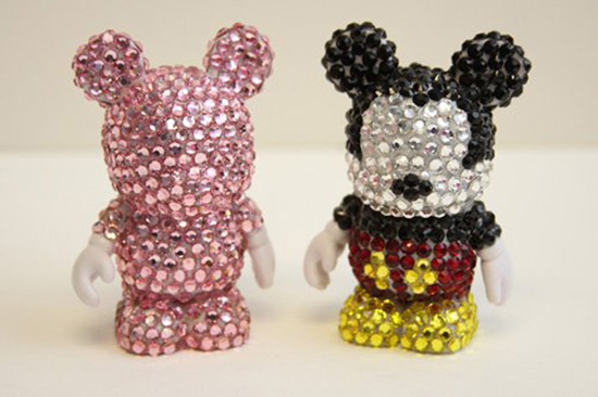 Jeweled Vinylmation
