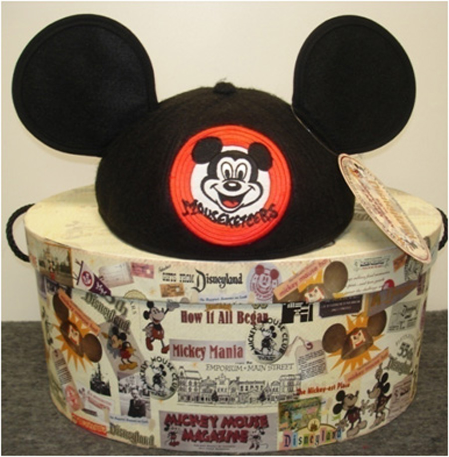 Limited Edition Mickey Mouse Club Ear Hat