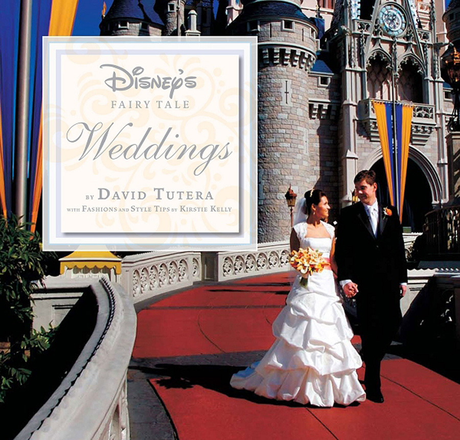 Disneys Fairy Tale Weddings Book