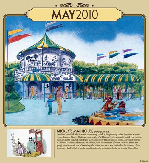 May 2010: Mickey's Madhouse