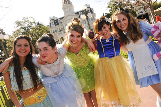Princesses from Argentina