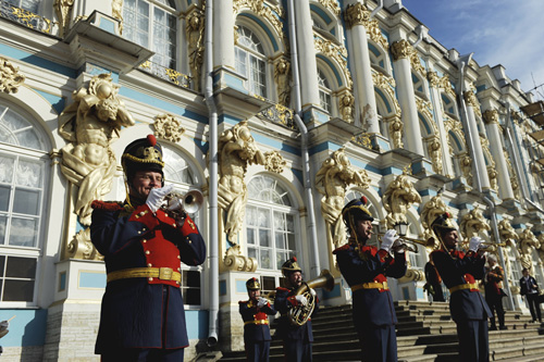 The Royal Ball at Catherine's Palace