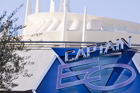 Captain EO Returns to Disneyland