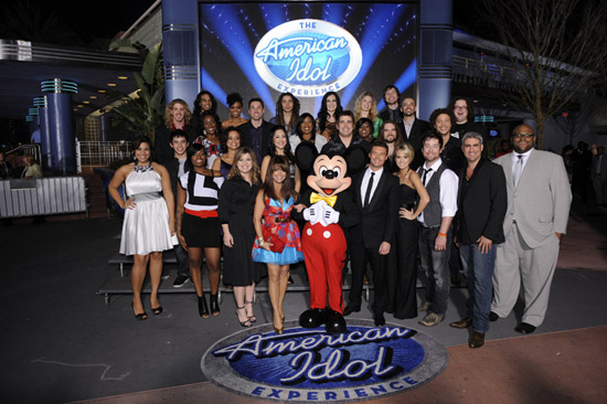 American Idol Experience Attraction Anniversary