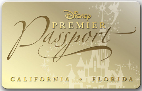 Disney Premier Passport