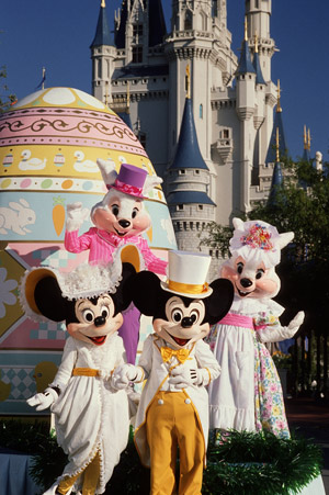 Easter at Walt Disney World Resort