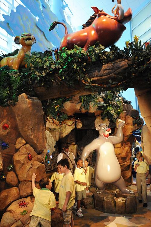 Walt Disney Pavilion at Florida Hospital for Children