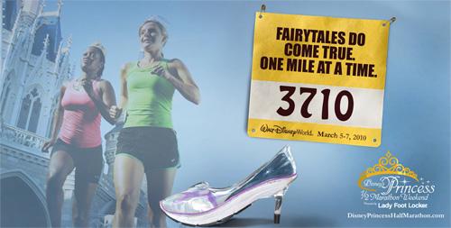 Disney's Princess Half Marathon Weekend