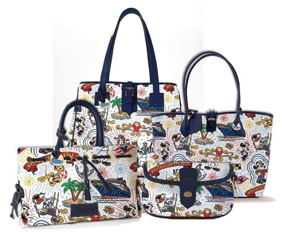 Dooney Bourke Disney Cruise Line