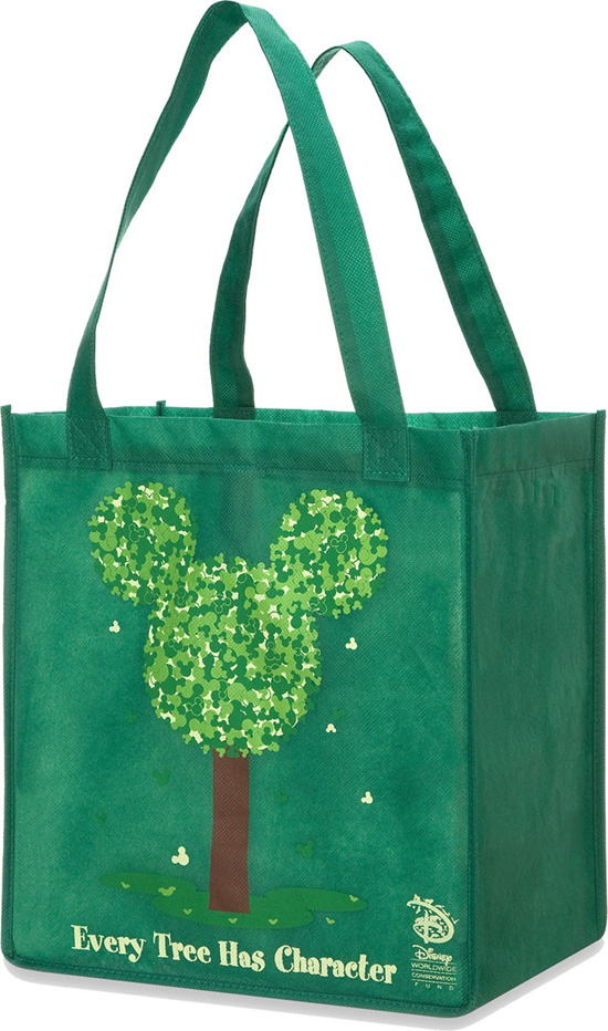 Every Tree Has Character Reusable Bag