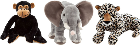 Disney Worldwide Conservation Fund Plush Toys