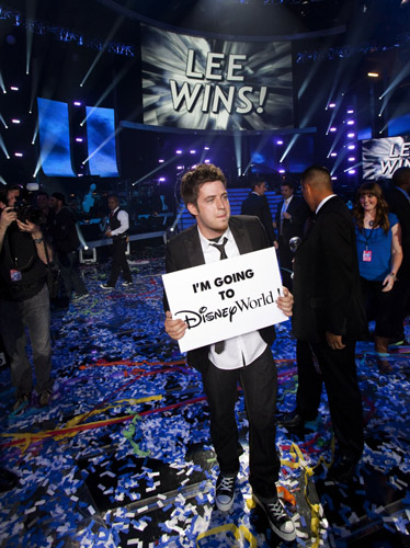 'American Idol' Champion Lee DeWyze is 'Going to Disney World'