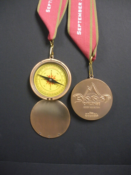 Everest Challenge Medal