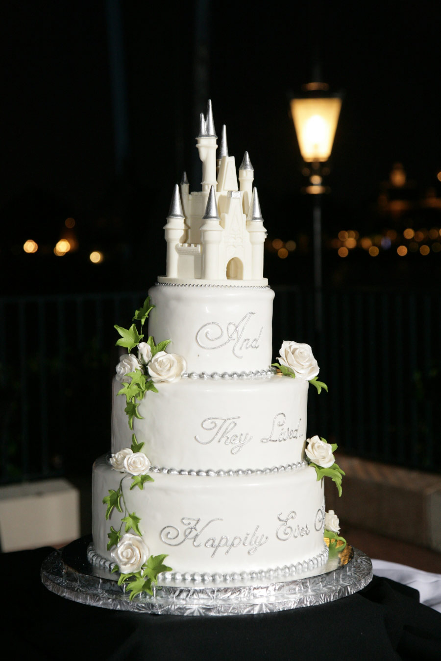 Weddings at disney parks and resorts - Untraditional Cake Toppers