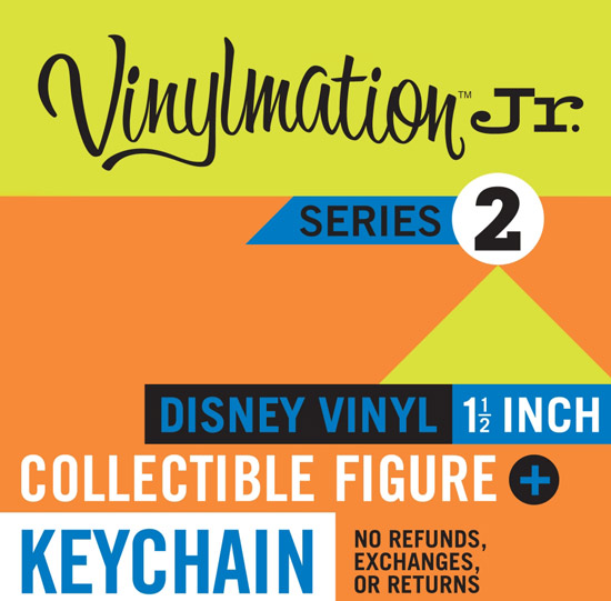 Vinylmation Jr., Series 2