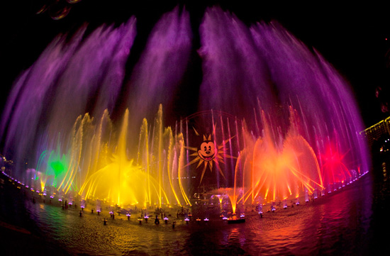 'World of Color'