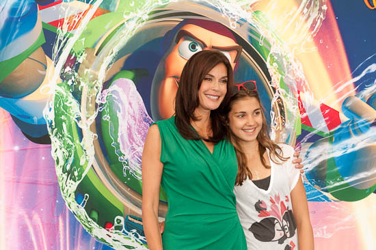 'World of Color' Blue Carpet Premiere