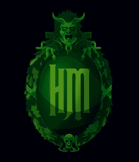 Haunted Mansion Logo