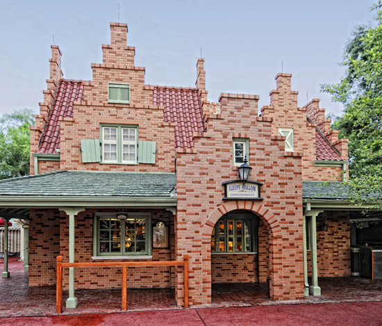Disney's Sleepy Hollow Restaurant