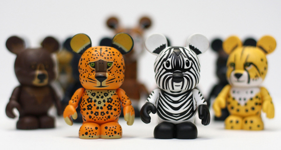 'The Animal Kingdom' Vinylmation Series