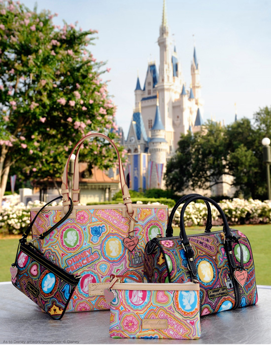 Dooney & Bourke Princess Collection