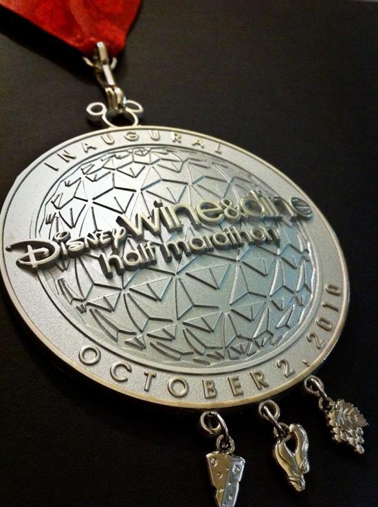 Half Marathon Medal