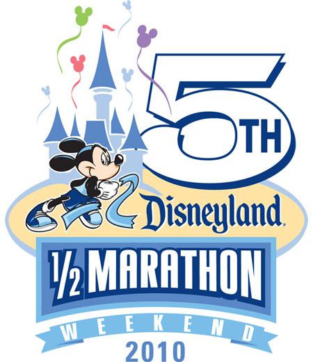 Fifth Annual Disneyland Half Marathon