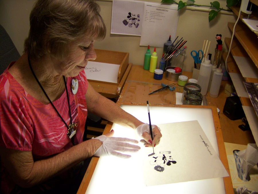 Behind The Scenes With Disney Hollywood Studios Ink