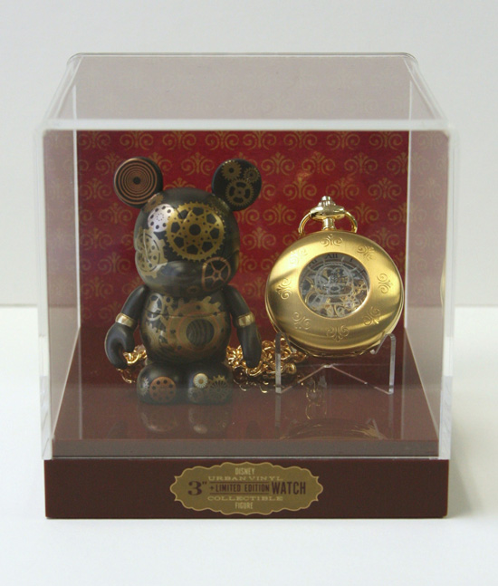 Vinylmation Steampunk Watch