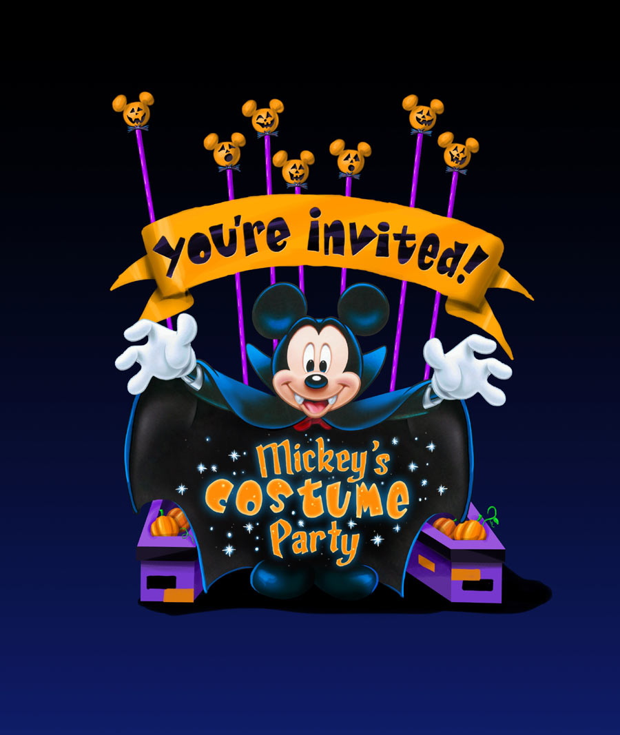 New Cavalcade Coming to Mickey's Halloween Party | Disney Parks Blog