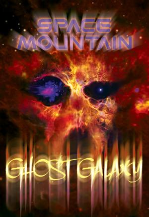 Ghost Galaxy T-Shirt Design