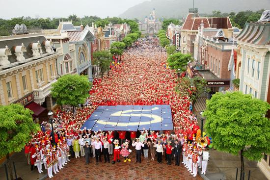 Hong Kong Disneyland 5th Year Anniversary