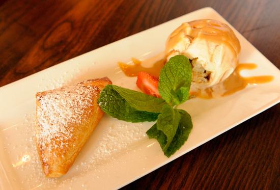 Dessert at La Hacienda at Epcot's Mexico Pavilion