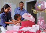 Presenting Your Royal Princess Little Princess In-Room Celebration