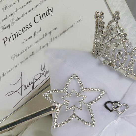 'Presenting Your Royal Princess'