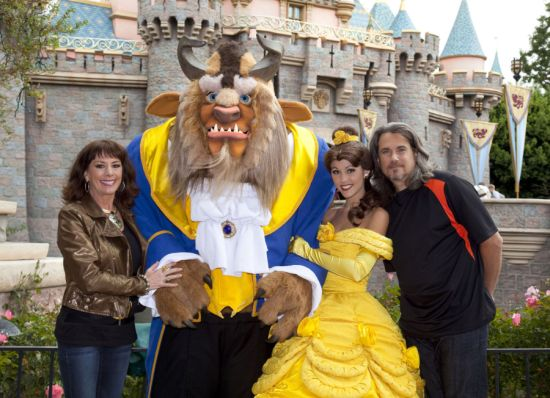 Beauty and the Beast with Co-Stars Robby Benson and Paige O'Hara