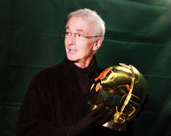Anthony Daniels Bringing C-3PO to Life