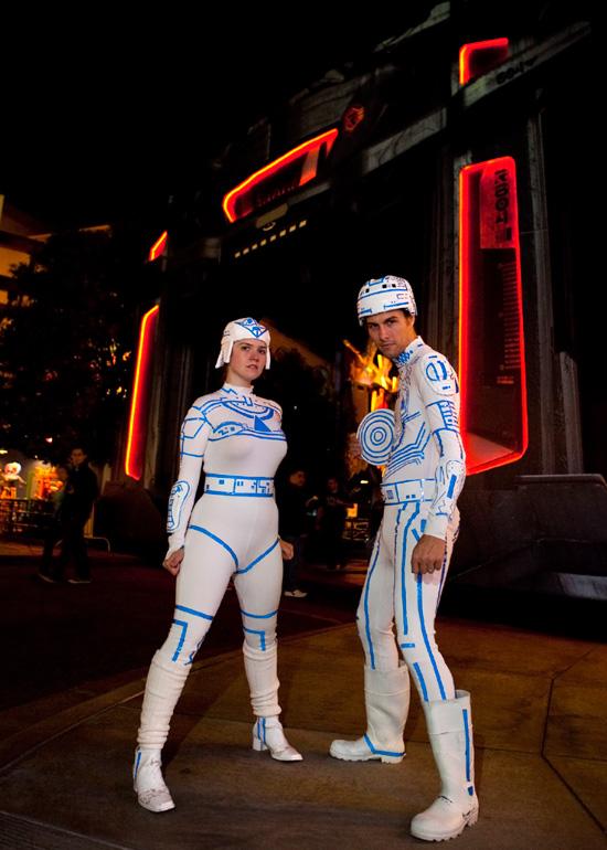 ElecTRONica Meet-Up at Disney California Adventure Park