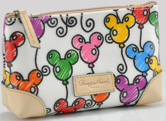 A Piece in the Dooney & Bourke for Disney Parks Collection