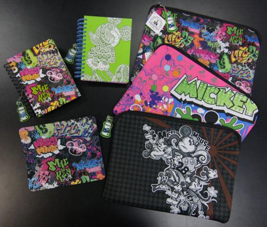 Disney D-Tech Summer 2010 Items