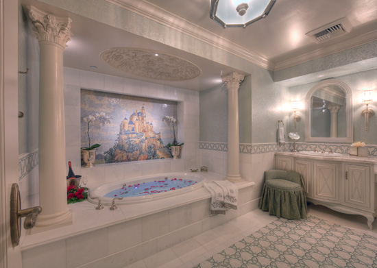 Fairy Tale Suite Bathroom