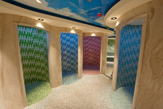 The Senses Spa & Salon on the Disney Dream
