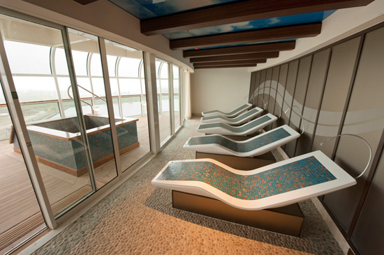 The Senses Spa & Salon of the Disney Dream