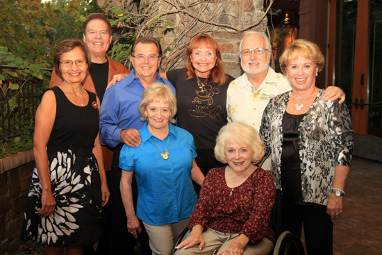 Disney Mouseketeers Celebrate the 55th Anniversary of the Mickey Mouse Club