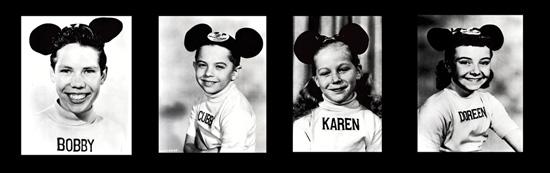 Disney Mouseketeers